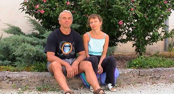 Victor et Marina Zalojnov